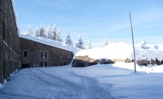 Fortress in the winter  Outdoor Education