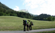 Hiking Outdoor Education